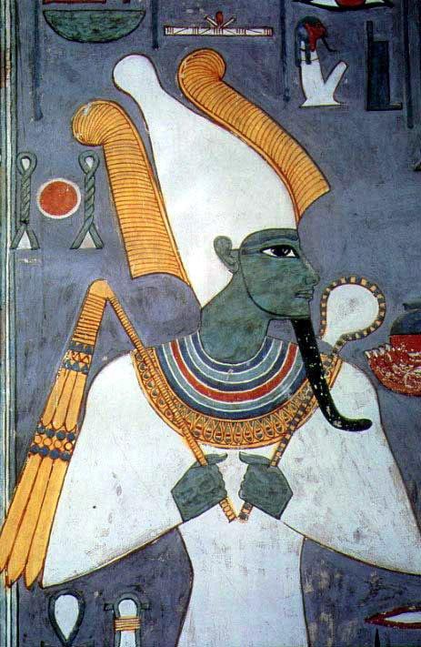 egip szaman osiris